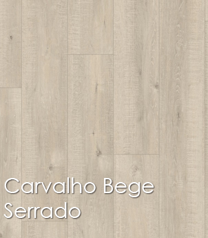 Carvalho Bege Serrado