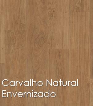 Carvalho Natural Envernizado