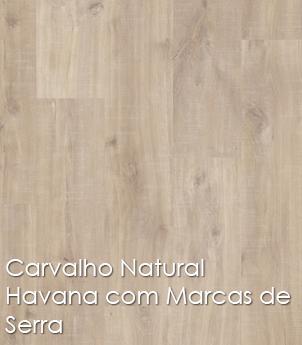 Carvalho Natural Havana com Marcas de Serra