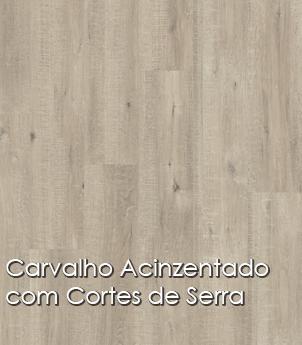Carvalho Acinzentado com Cortes de Serra