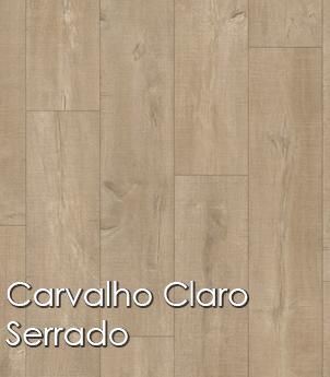 Carvalho Claro Serrado