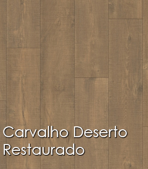 Carvalho Deserto Restaurado