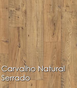 Carvalho Natural Serrado