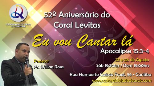 AVISO ANIVERSARIO CORAL LEVITAS